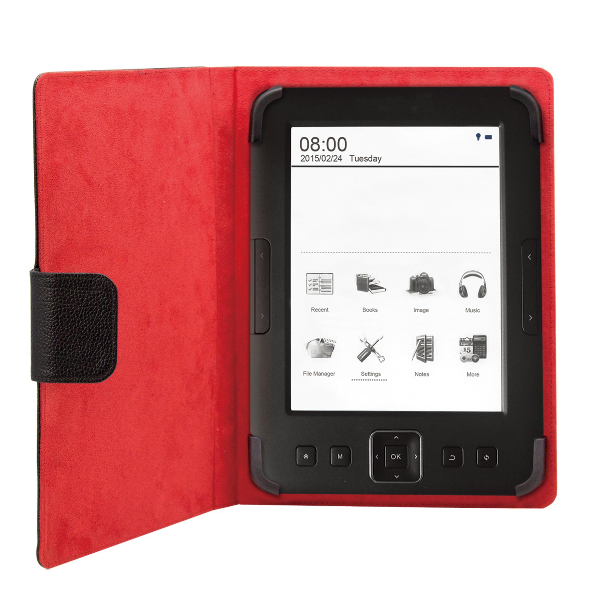 Funda universal phoenix phebookcase6 tablet libro phebookcase6 - Fundas para ebook ...