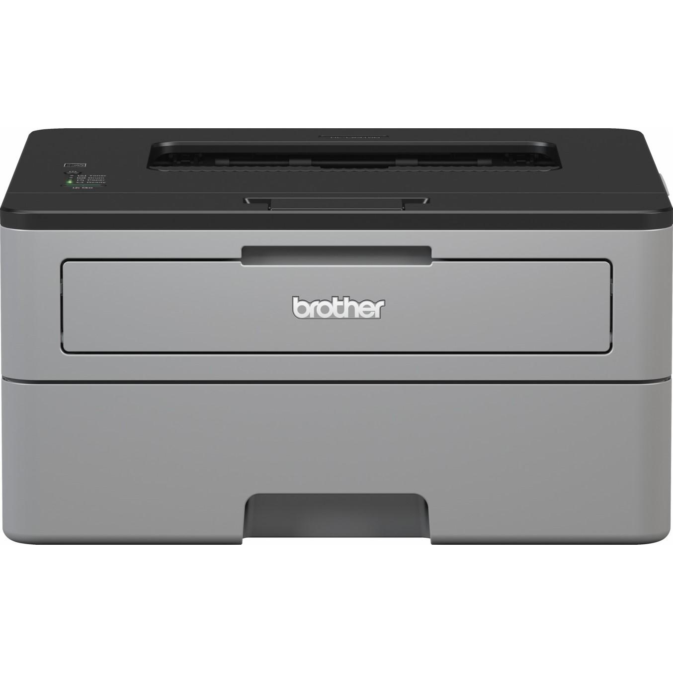 Impresora Brother Laser Monocromo Hll2310d A4 Hll2310d