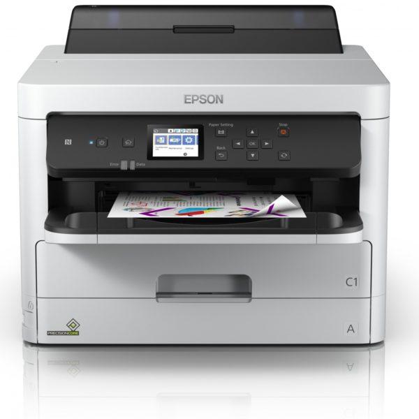 Impresora Epson Inyeccion Color Wf-C5290Dw Workforce C11CG05401