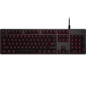 Teclado Logitech G413 Gaming Mecanico Usb 920-008531