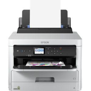 Impresora Epson Inyeccion Color Wf-C5210Dw Workforce C11CG06401