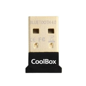 Adaptador Usb Bluetooth 4.0 Coolbox COO-BLU4M-15