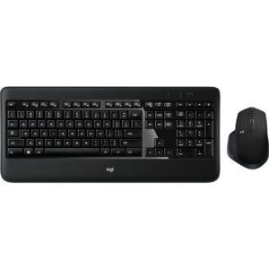 Teclado + Mouse Logitech Mx900 Negro 920-008879