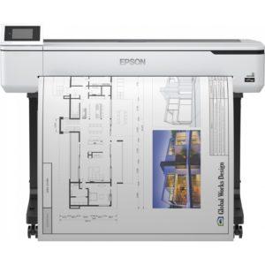 """Plotter Epson Surecolor Sc-T5100 A0 36"""" C11CF12301A0"""