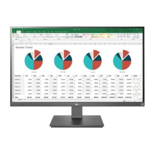 "Monitor Lg Led Ips 27"" 4K 27UK670-B"
