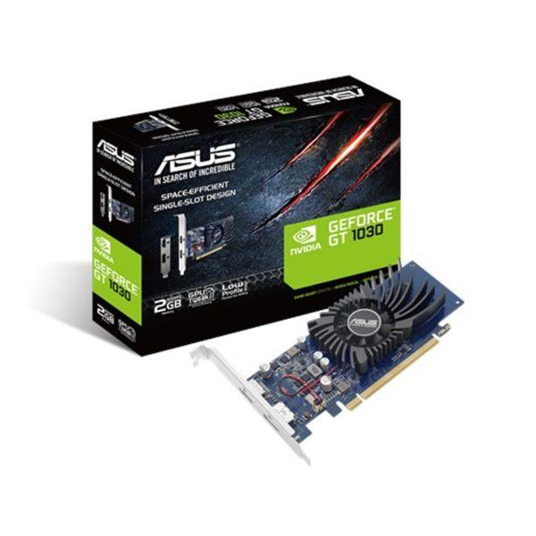 Tarjeta Grafica Asus Nvidia Geforce Gt1030 GT1030-2G-BRK