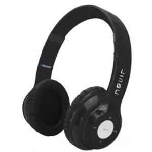 Auriculares Bluetooth Nevir Nvr - 946Bh Blanco NVR-946BH-BLANCO