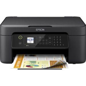 Multifuncion Epson Inyeccion Color Wf - 2810Dwf Workforce C11CH90402