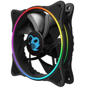 Ventilador Gaming Coolbox Deepgaming Deepiris Led COO-DGVA-12AR01
