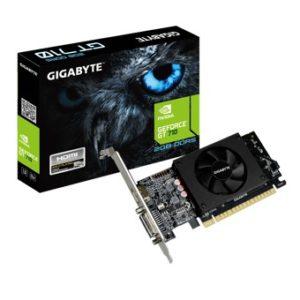 Tarjeta Grafica Gigabyte Nvidia G - Force Gt GV-N710D5-2GL