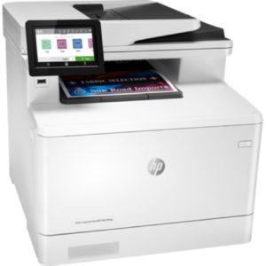Multifuncion Hp Laser Color Laserjet Pro W1A80A