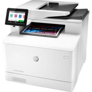 Multifuncion Hp Laser Color Laserjet Pro W1A77A