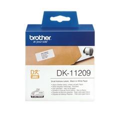 Etiquetas Papel Precortada Brother Dk11209 29 DK11209