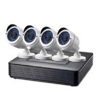 Kit Videovigilancia 720P Cctv Level One DSK-4001