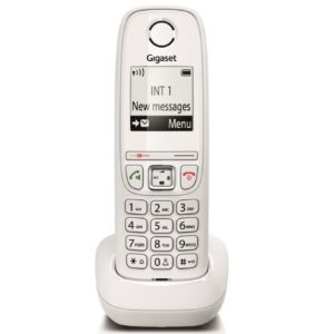 Telefono Fijo Inalambrico Gigaset As405 Blanco GIGASET-AS405WT
