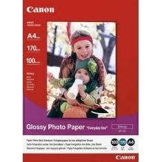 Papel Fotografico Canon Gp - 501 10X15Cm 100 GP-501