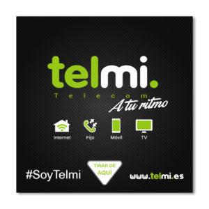 Tarjeta Sim Telmi Telefonia Movil 3G SIMTELMI4G
