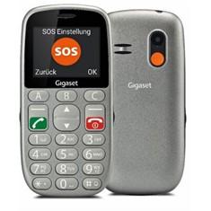 Telefono Movil Gigaset Gl390 Gris Mayores GL390