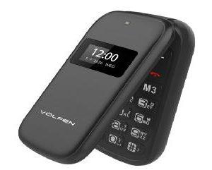 Telefono Volfen Flip Dual Doble Pantalla 00180