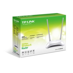 Router Wifi 300 Mbps Tl - Wr840N 1 TL-WR840N