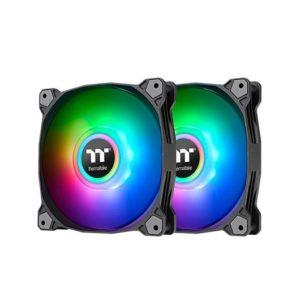 Ventilador 120X120 Thermaltake Pure Duo 12 DSP0000000518