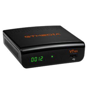 Receptor Satelite Gtmedia V7 S2X Wifi GTMEDIAV7S2X