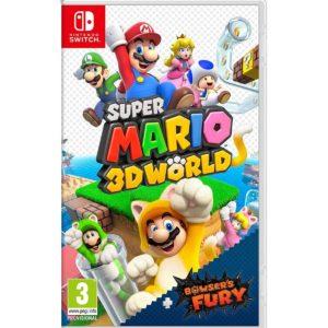 Juego Nintendo Switch -  Super Mario MGS0000000586