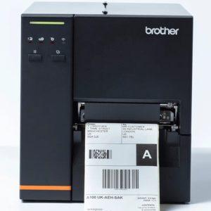 Impresora Brother Industrial Tj4120Tn Etiqueta 105.7Mm MGS0000001226
