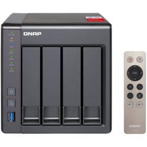 Servidor Nas Qnap Ts - 451+ 2Gb Almacenamiento MGS0000002582