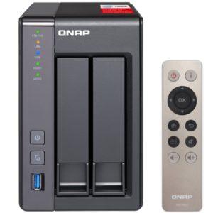 Servidor Nas Qnap Ts - 251+ 2Gb Red MGS0000002583