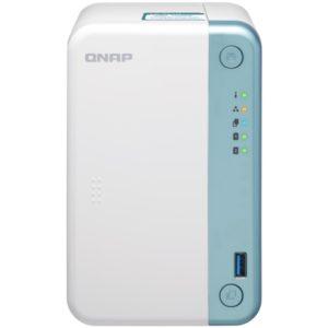 Servidor Nas Qnap Ts - 251D - 2G 2Gb Ethernet MGS0000002584