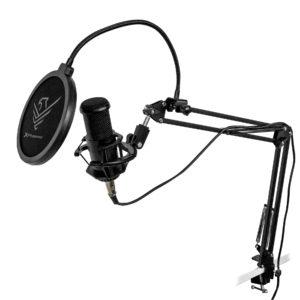 Micrófono Condensador Cardioide Profesional Phoenix Con MGS0000002618