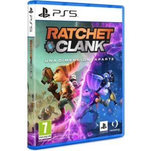 Juego Ps5 -  Ratchet & Clank: MGS0000002878