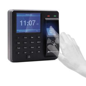 Terminal Control Presencia Fichador Biometrico Phoenix PHIDTOUCH