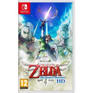 Juego Nintendo Switch -  Zelda: Skyward MGS0000003945