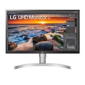 Monitor Led Ips Lg 27Un83A - W 27Pulgadas 27UN83A-W