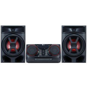 Microcadena Lg Ck43 300W Bluetooth Usb CK43